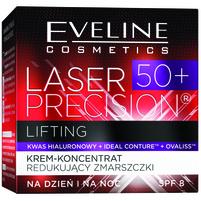 EVELINE Laser Precision Krem-koncentrat redukujący zmarszczki 50+ dzień/noc