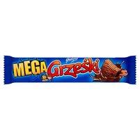 GRZEŚKI Mega Wafel przekładany kremem kakaowym w czekoladzie