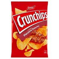 CRUNCHIPS Chipsy ziemniaczane o smaku pieczone żeberka