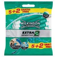 WILKINSON Sword Extra 2 Sensitive Jednoczęściowe maszynki do golenia