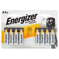 ENERGIZER Alkaline Power AA-LR6 1,5 V Baterie alkaliczne