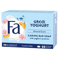 FA Greek Yoghurt Almond Mydło w kostce