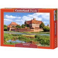 CASTORLAND Puzzle 3000 el. mix wzorów