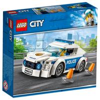 LEGO City Samochód policyjny 60239 (5+)