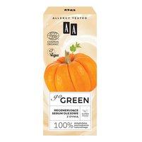 AA Go Green regenerujące serum olejowe z dynią ORGANIC