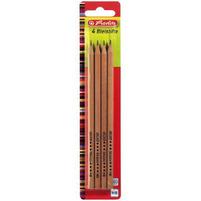 HERLITZ Ołówki z niełamliwym grafitem HB