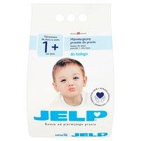 JELP 1+ Hipoalergiczny proszek do prania do białego (28 prań)