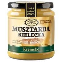 SPOŁEM Musztarda Kielecka kremska