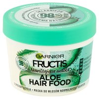 GARNIER Fructis Aloe Hair Food Maska do włosów normalnych i suchych