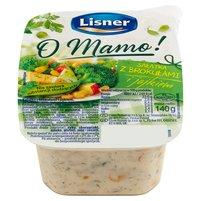 LISNER O Mamo! Sałatka z brokułami i jajkiem