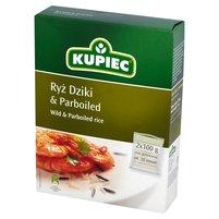 KUPIEC Ryż Dziki & Parboiled