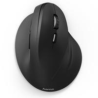 HAMA Mysz bezprzewodowa ergonomiczna EMW-500