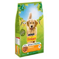 FRISKIES Vitafit Balance z kurczakiem i dodatkiem warzyw Karma dla dorosłych psów