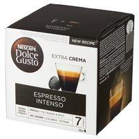 NESCAFÉ Dolce Gusto Espresso Intenso Kawa w kapsułkach (16 kaps.)