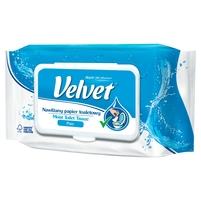 VELVET Pure Nawilżany papier toaletowy