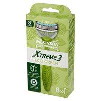 WILKINSON Sword Xtreme3 Eco-Green Jednorazowe maszynki do golenia dla mężczyzn