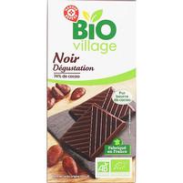 WIODĄCA MARKA Bio Village Ekologiczna czekolada deserowa