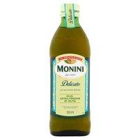 MONINI Delicato Oliwa z oliwek najwyższej jakości z pierwszego tłoczenia