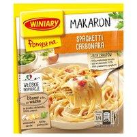 WINIARY Pomysł na... Makaron spaghetti Carbonara