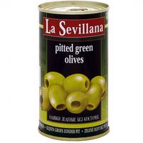 LA SEVILLANA Oliwki zielone drylowane