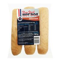 LOS HERMANOS New York Hot Dog graham (3 szt.)
