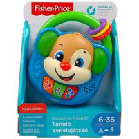 FISHER-PRICE Ucz się i śmiej Muzyczny Odtwarzacz Szczeniaczka (6-36m)