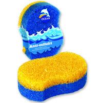 OCEAN Gąbka do kąpieli i masażu Anti-cellulit