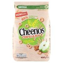 CHEERIOS Owsiany Płatki śniadaniowe jabłko & cynamon