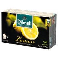 DILMAH Lemon Cejlońska czarna herbata (20 tb.)