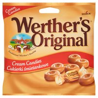 WERTHERS ORIGINAL CUKIERKI