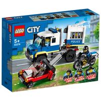 LEGO City Policyjny Konwój Więzienny 60276 (5+)