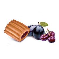 PRIMART Tajemniczy ogród Ciastka kruche z nadzieniem owocowym