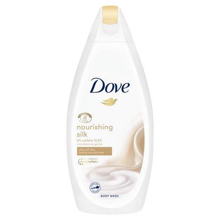 DOVE Silk Glow Odżywczy żel pod prysznic (1)
