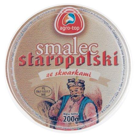 AGRO-TOP Smalec Staropolski ze skwarkami (2)