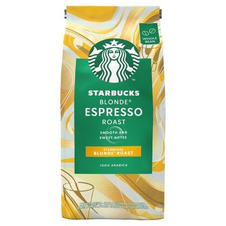STARBUCKS Blonde Roast Espresso Kawa ziarnista (1)