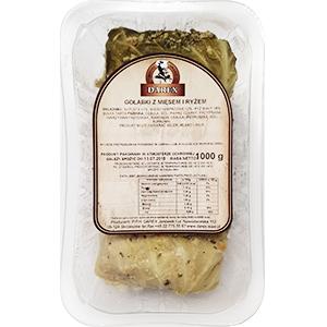 DAREX Gołąbki z mięsem i ryżem (1)