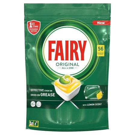 FAIRY Original All In One Cytryna Tabletki do zmywarki (1)