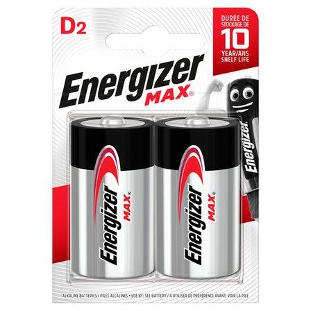 ENERGIZER Max D-LR20 1,5 V Baterie alkaliczne (1)
