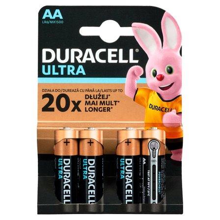DURACELL Ultra AA 1,5 V/B Bateria alkaliczna (1)