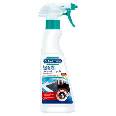 DR. BECKMANN Spray do kuchenek ceramicznych (1)