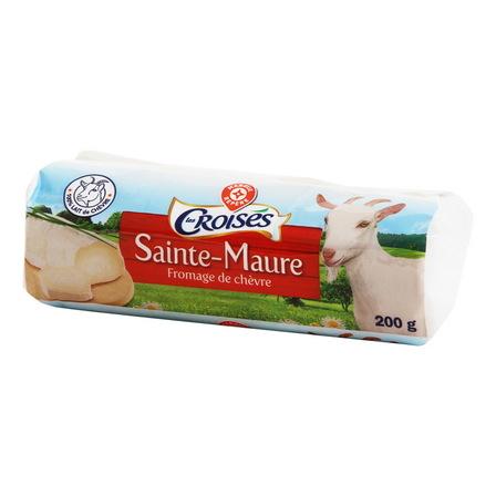 WIODĄCA MARKA Sainte-Maure Ser pleśniowy kozi roladka (1)