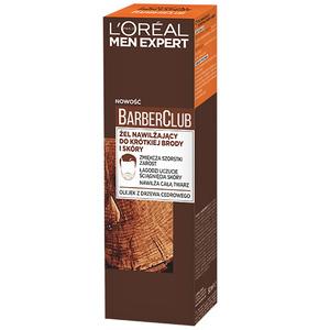 L'OREAL Barber Club Żel nawilżający do krótkiej brody i skóry (1)