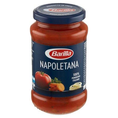 BARILLA Napoletana Sos do makaronu pomidorowy z cebulą i ziołami (1)