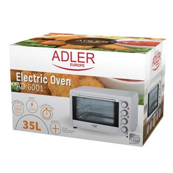 ADLER Piekarnik elektryczny 34 L AD6001 (4)
