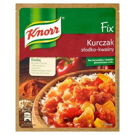 KNORR Fix Kurczak słodko-kwaśny (1)