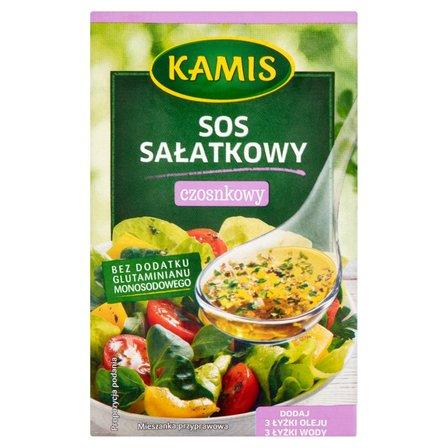 KAMIS Sos sałatkowy czosnkowy Mieszanka przyprawowa (1)