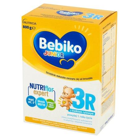 BEBIKO Junior 3R Mleko modyfikowane dla dzieci powyżej 1. roku (1)