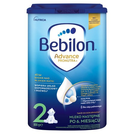 BEBILON 2 Pronutra-Advance Mleko następne po 6. miesiącu (1)