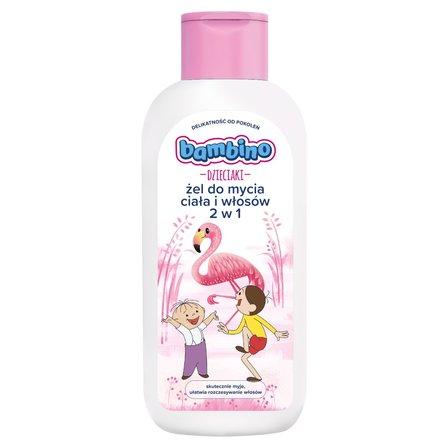 BAMBINO Dzieciaki Żel do mycia ciała i włosów 2 w 1 (1)
