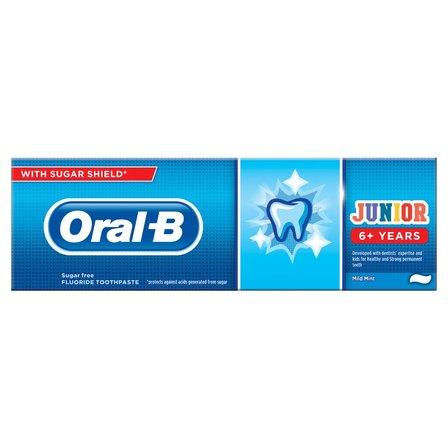 ORAL-B Junior Pasta do zębów 6+ lat (3)